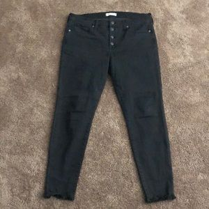 Madewell Jeans 32